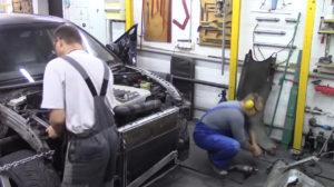 Кузовной ремонт в Щёлково
