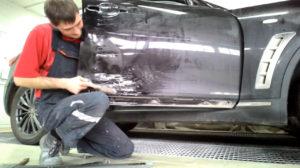 Кузовной ремонт автомобиля в Щелково